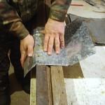 Бункерная кормушка из оцинковки своими руками