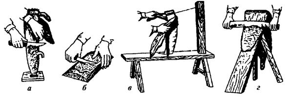 Выделка шкур кроликов в домашних условиях - инструкция с фото и видео