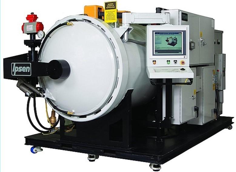 Как работает вакуумная компрессионная печь в промышленности?